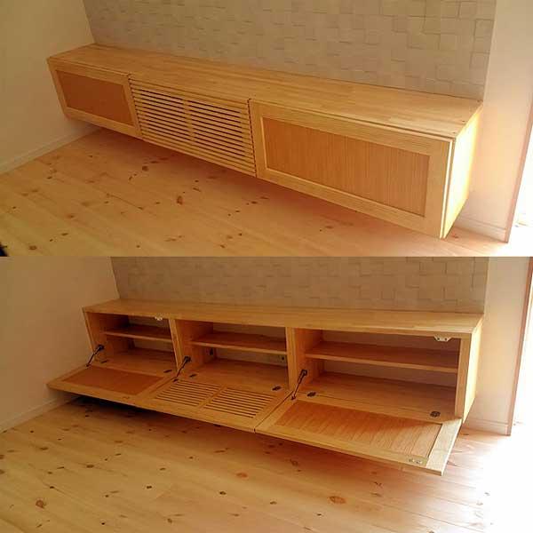 別注家具の事例